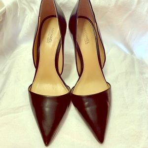 Michael Kors Shoes - MICHAEL KORS Black Pumps